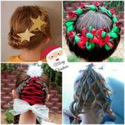 holiday fantasy hair