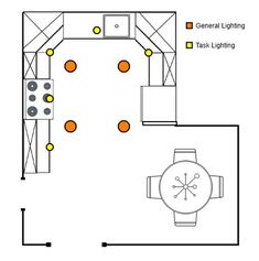 Tutorial shows you Recessed Lighting Layout, Spacing