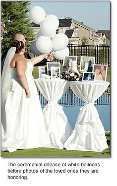 Balloon Release on Pinterest