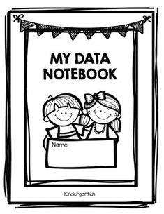 1000+ ideas about Kindergarten Data Notebooks on Pinterest