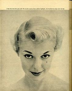 1950s Short Hairstyles 1950s Hair Trend 2017