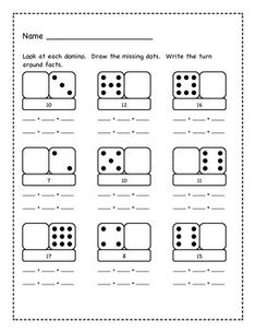 Please take a look at my new Freebie, Domino Maths. It is