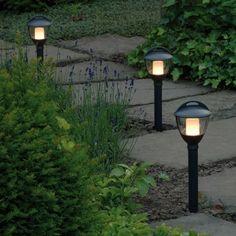 Techmar Lilium Garden 12V LED Post Lighting GLS Garden Post