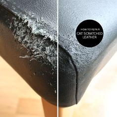 Best One I Have Found How To Repair Cat Scratches On Leather