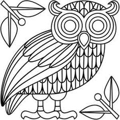 Coins and Owl on Pinterest