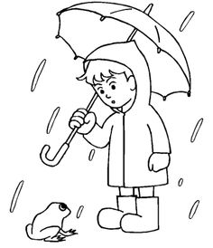 1000+ images about Story Time: Rain on Pinterest