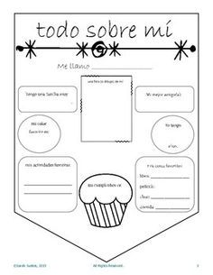 Spanish Alphabet Printable Worksheets and Mini-Books for