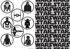 star wars characters clip art