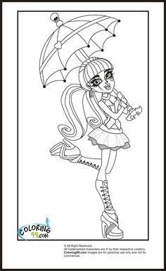 Supergirl, Coloring pages and To share on Pinterest