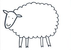 ram craft template kids craft free printable lamb sheep