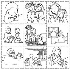 1000+ images about LDS Sunbeam Lessons on Pinterest