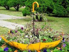 Pin By Liz Beach On Unique Garden Ideas Pinterest Gardens