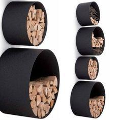S Explore Brennholzlagerung