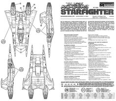 1000+ images about Buck Rogers Starfighter on Pinterest