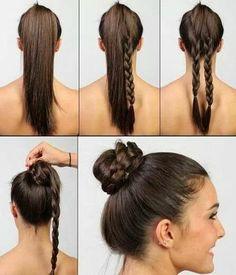 Hairstyle #hair Haarallerliebst De Hairstyles Pinterest