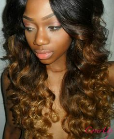 Loose Wave Hair Style Loose Hair Trend 2017