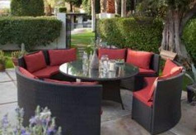 Wicker Furniture Outdoor Cushions On Hayneedle Wicker