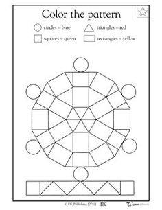 Geometric shapes, Construction and Shape on Pinterest