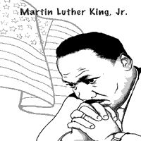Black History Month First Grade People Holiday Worksheets