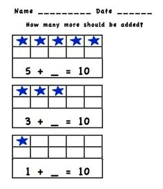 1000+ images about Composing/Decomposing Numbers on