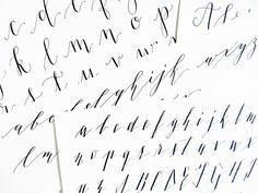 Brush pen calligraphy, Free brushes and Brush pen on Pinterest