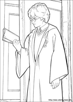 Harry Potter Half Blood Prince Voldemort Coloring Page