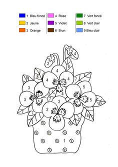 1000+ images about Spring coloring pages on Pinterest
