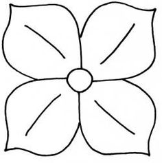 1000+ images about Flower petal template on Pinterest