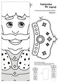 GOOD NEWS FOR CHILDREN: THE BIBLE CRAFTS. THE QUEEN ESTHER