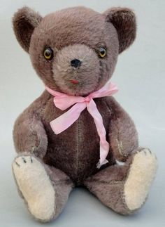 Steiff Toldi Teddy Bear 1970s Love Vintage Teddy Bears