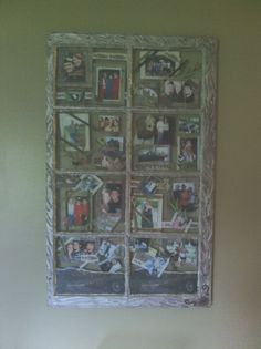 1000 images about Old window painting ideas on Pinterest