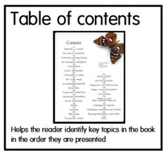 NF-Table of Contents