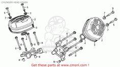 Cx500 Cafe Racer › Kit Modules Honda Cx500 Cafe Racer
