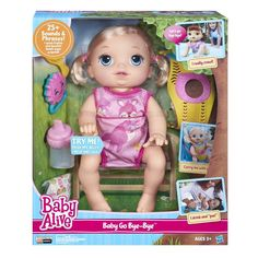 babies r us high chair fisher price baby alive wets 'n wiggles animated interactive boy doll hasbro toy brand new | bottles of water ...