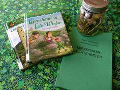 Leprechauns in Late Winter & Leprechauns and Irish Folklore