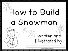 1000+ images about Winter/Snowman Activities on Pinterest