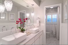 White Subway Tile Bathroom Ideas Shower Doors