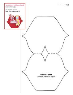 Dress pattern. Use the printable outline for crafts