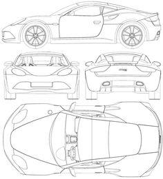 Maserati Quattroporte Wiring Diagram, Maserati, Free