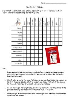 Easter Logic Puzzle: Easter Egg Hunt for Gifted and