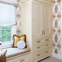 1000+ images about Cabinet storage and window seat wall on ...