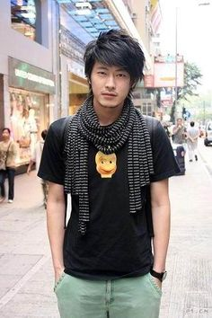 70 Cool Korean & Japanese Hairstyles For Asian Guys 2017