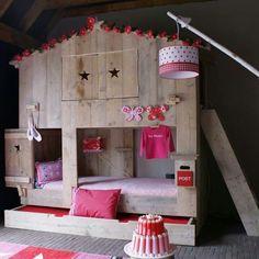 1000 images about Meisjes slaapkamer on Pinterest  Lief