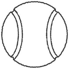 Tennis player pattern. Use the printable outline for