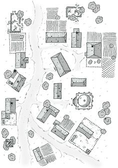 Curse of Strahd; Village of Barovia; (Digital DM & Player