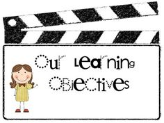 1000+ images about Learning Goals / Objectives on