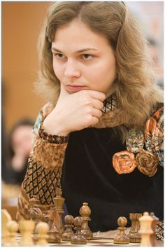 Mariya Muzychuk Land Of Chess Pinterest