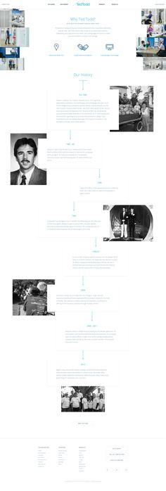 Horizontal Timeline Coding Animation Code CSS CSS3 HTML