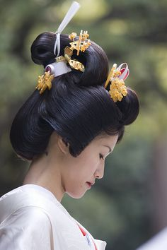 1000 Images About Japanese Kanzashi Amp Other Worldly Hair