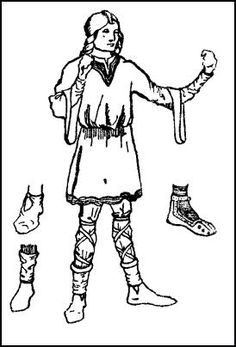 Medieval Clothing and costume 1100-1300 on Pinterest